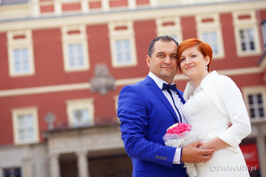 zdjęcia ślubne Żary