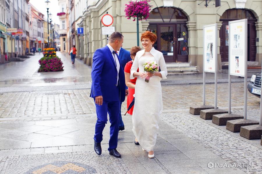 zdjęcia ślubne Żagań